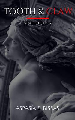 free book by aspasia s. bissas, dark fantasy, vampires, historical, france