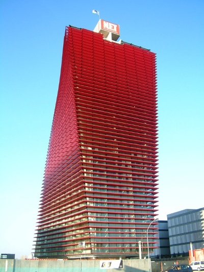 NET Center-Padova-Galfetti-torre-grattacielo-uffici