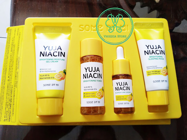 Yuja Niacin Starter Kit