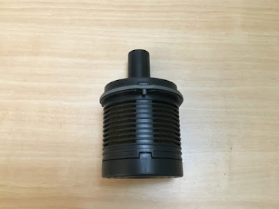 エーハイムプレフィルター吸水ケース1段時