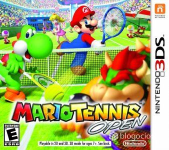 Rom Mario Tennis Open 3DS