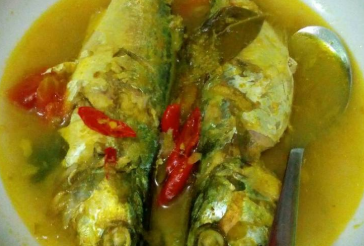 Resep Ikan Pindang Masak Kuning