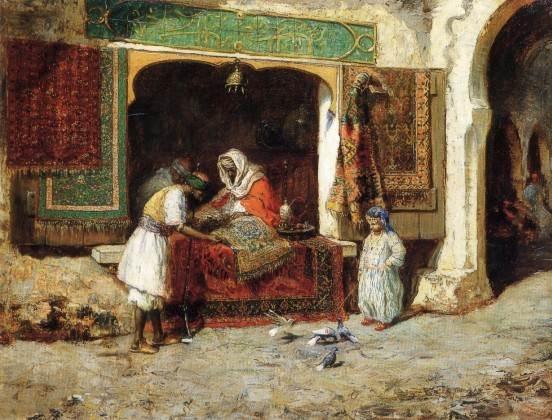 Oriental Liste: Addison Thomas MILLAR