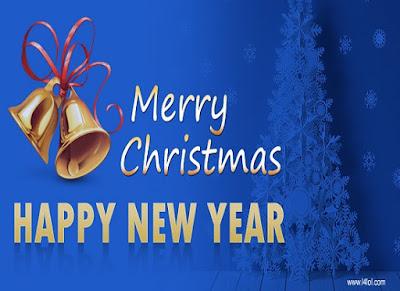Merry Christmas 2017 New Year