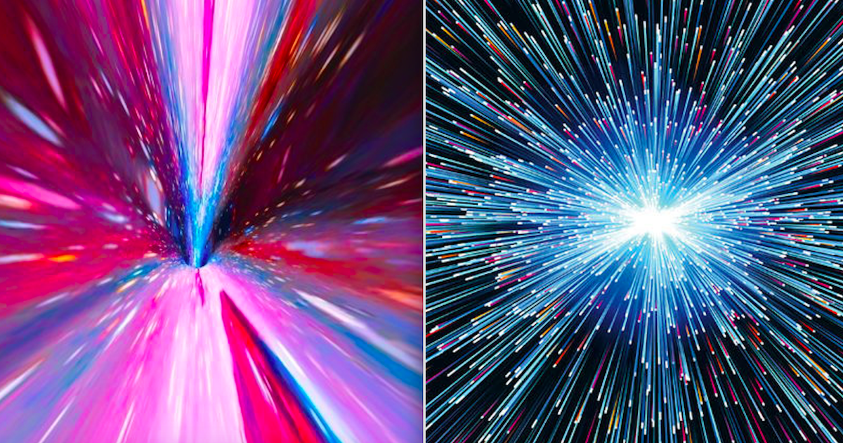 New Study Suggests We Could Travel Faster Than The Speed Of Light Using Negative Energy