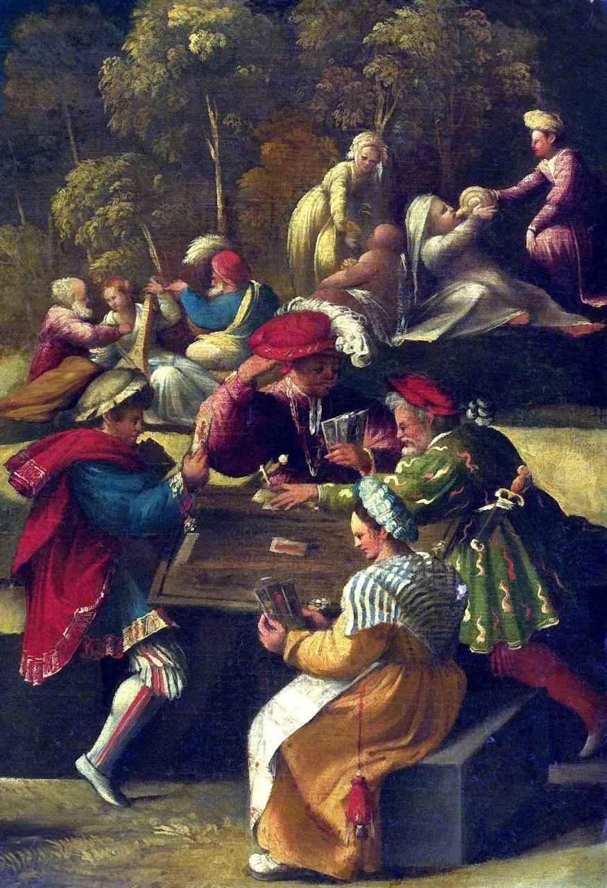 Giovanni di Niccolò de Lutero, dito Dosso Dossi.