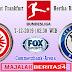 Prediksi Eintracht Frankfurt vs Hertha BSC — 7 Desember 2019