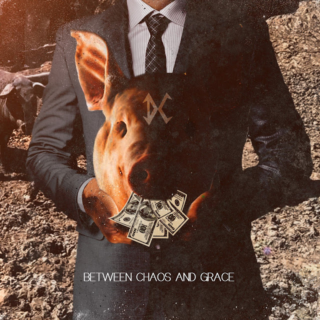 """Dust Commando – """"Between Chaos and Grace"""" (Taquari/RS) (EP) (Nacional - 2016) (Independente)"""