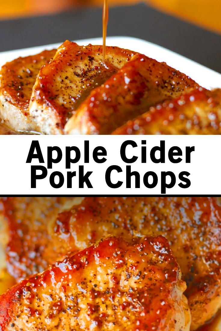 Apple Cider Pork Chops Recipe