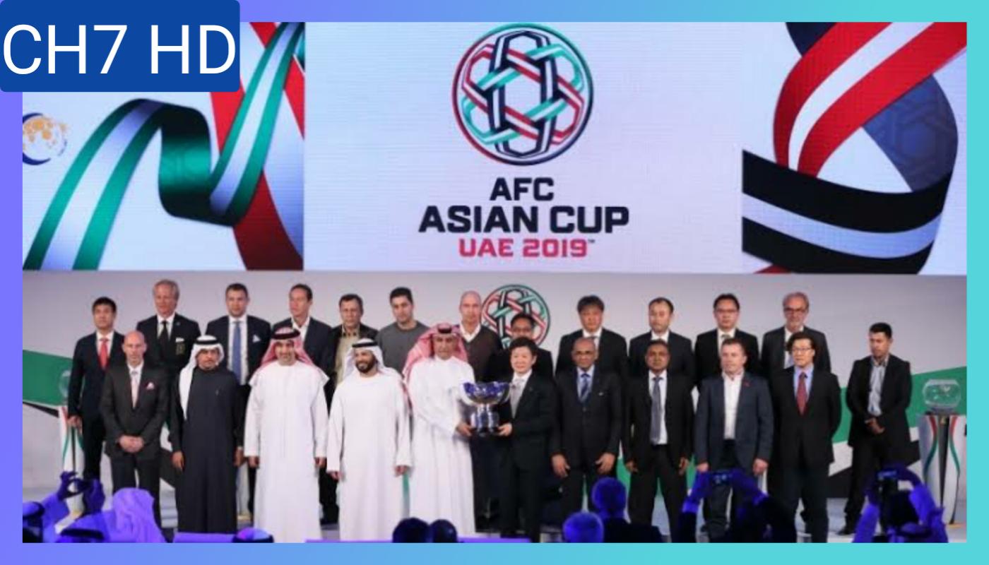 CH7 Thailand Akan Menayangkan Piala Asia 2019 UAE