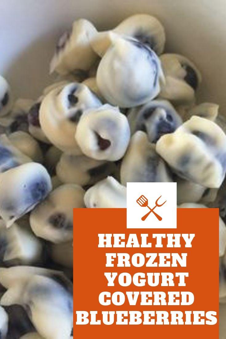HEALTHY FROZEN YOGURT COVERED BLUEBERRIES #healthyrecipeseasy #healthyrecipesdinnercleaneating #healthyrecipesdinner #healthyrecipesforpickyeaters #healthyrecipesvegetarian #HealthyRecipes #HealthyRecipes #recipehealthy #HealthyRecipes #HealthyRecipes&Tips #HealthyRecipesGroup  #food #foodphotography #foodrecipes #foodpackaging #foodtumblr #FoodLovinFamily #TheFoodTasters #FoodStorageOrganizer #FoodEnvy #FoodandFancies #drinks #drinkphotography #drinkrecipes #drinkpackaging #drinkaesthetic #DrinkCraftBeer #Drinkteaandread