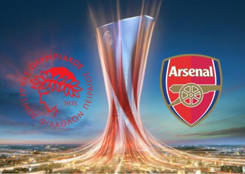Olympiakos Piraeus vs Arsenal -Highlights 11 March 2021