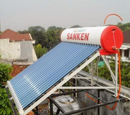 Jual Solar Water Heater Murah