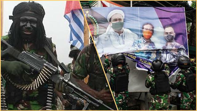 Munarman FPI ke Pangdam Jaya: Daripada Urus Baliho Mending Bantu Berantas OPM
