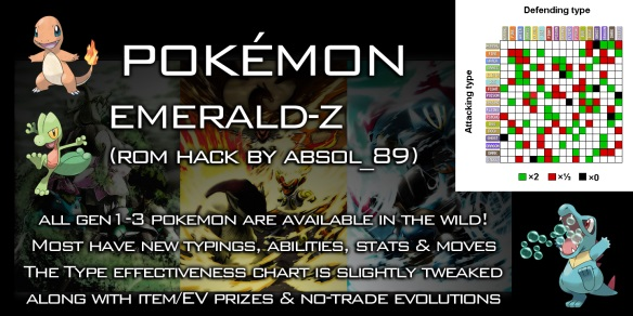 Pokemon Emerald Z