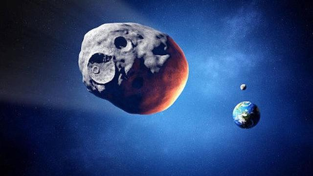 Tiga Asteroid Ukuran Raksasa yang Lintasi Bumi pada Juni 2020