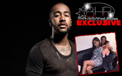 Love And Hip Hop Hollywood Stars Omarion And Apryl Welcomes Baby #2