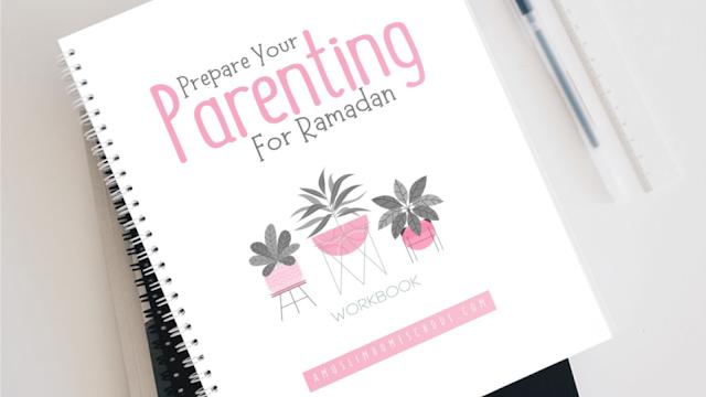 Ramadan parenting workbook
