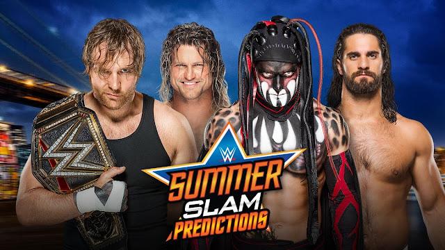 WWE SummerSlam 2018 Live