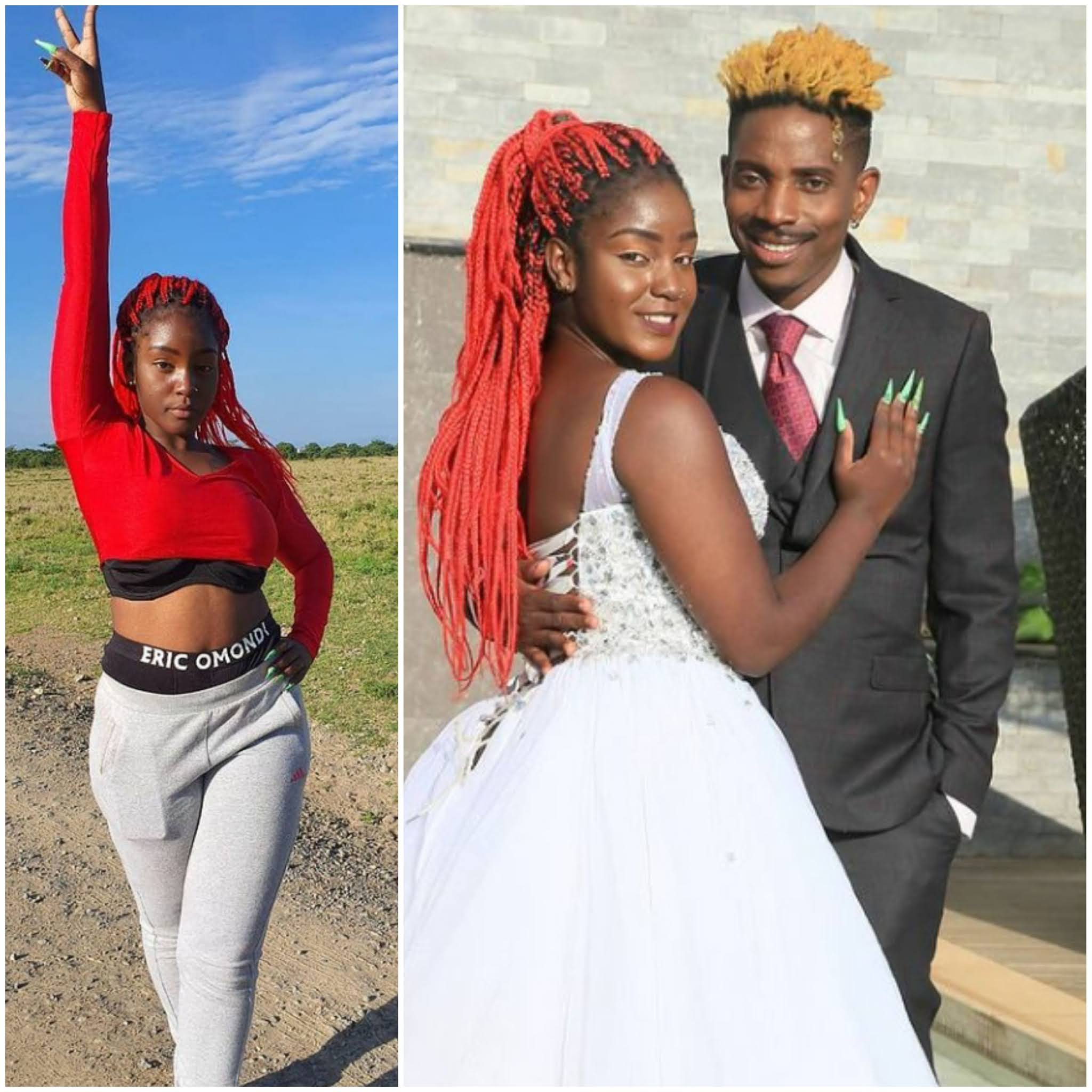 Why comedian Erick Omondi separated with long time fiance