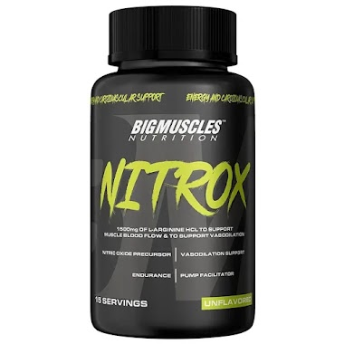 Big Muscles Nitrox, 45 tablet(s)