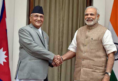 India Extended Assistance To Nepal