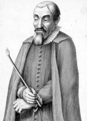 Un sacerdote cristiano y budista en el Barroco español