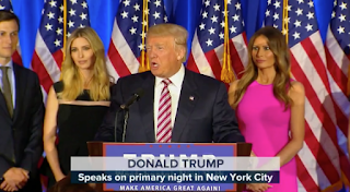 Trump Celebrates New Chapter of 2016 Campaign