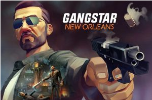 Gangstar New Orleans MOD APK+DATA