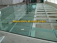 Lantai Kaca Untuk Rumah Modern