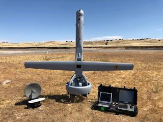 UAV Vertical Take Off  V-Bat