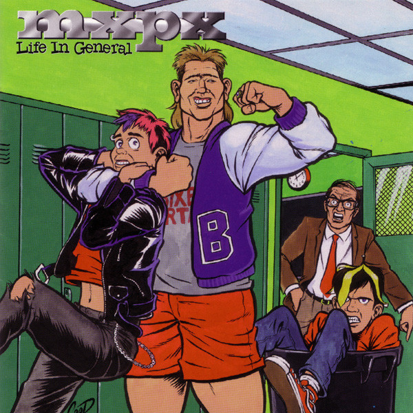 "MxPx's ""Life In General"" turns 24 years old today"