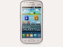 How To Flash Samsung Galaxy S DUOS GT-S7562