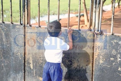 Refusal to admit a seven-year-old boy to a school in Chilaw