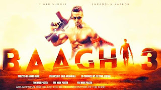 Baaghi 3 Full Movie 720p | 480p Full HD Leaked By TamilRockers