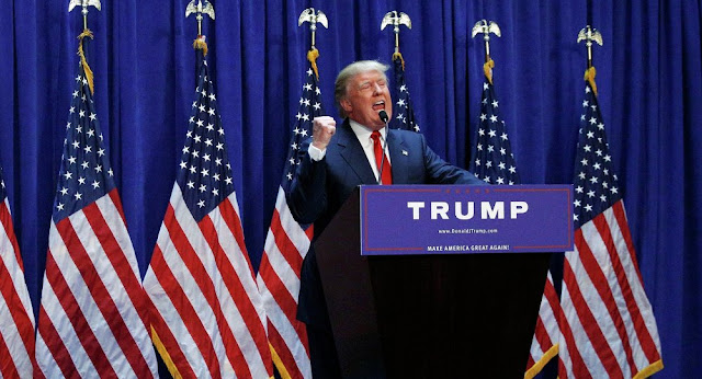 اخبار العالم : سياسية أمريكية تتهم ترامب بنشر الكراهية والعنصرية ضد المسلمين