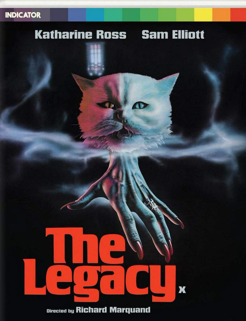 the legacy 1978 blu-ray