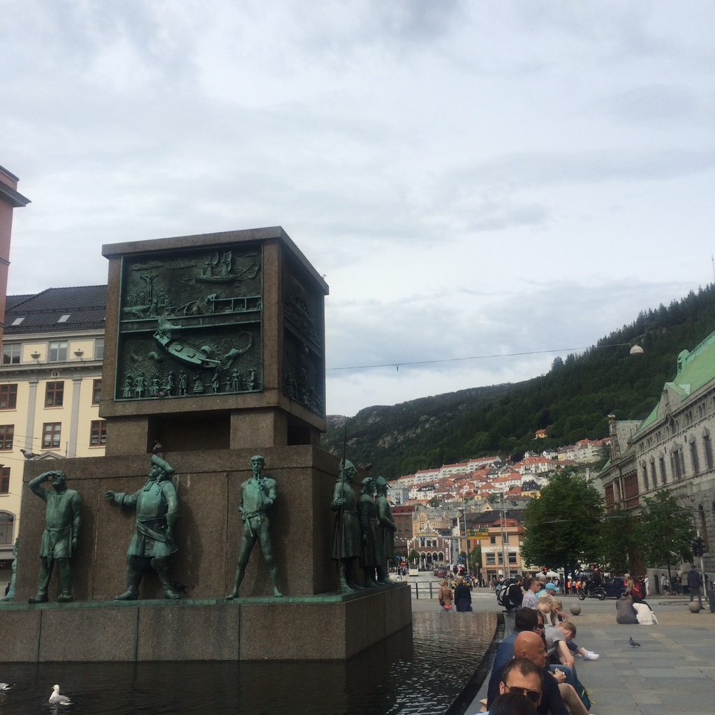 bergen travel blog