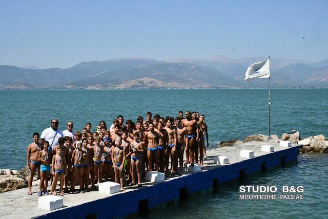 """Με επιτυχία οι αγώνες υδατοσφαίρισης της """"Ναυτικής Ναυπλιάδας 2019"""""""