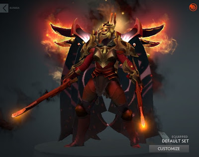 Legion Commander Legacy Of The Fallen Legion Dota 2 Mods