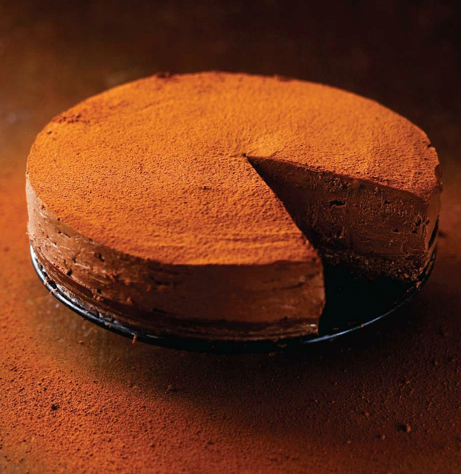 Bahlsen Choco Leibniz Cheesecake