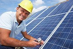 Solar Power Monitoring Systems
