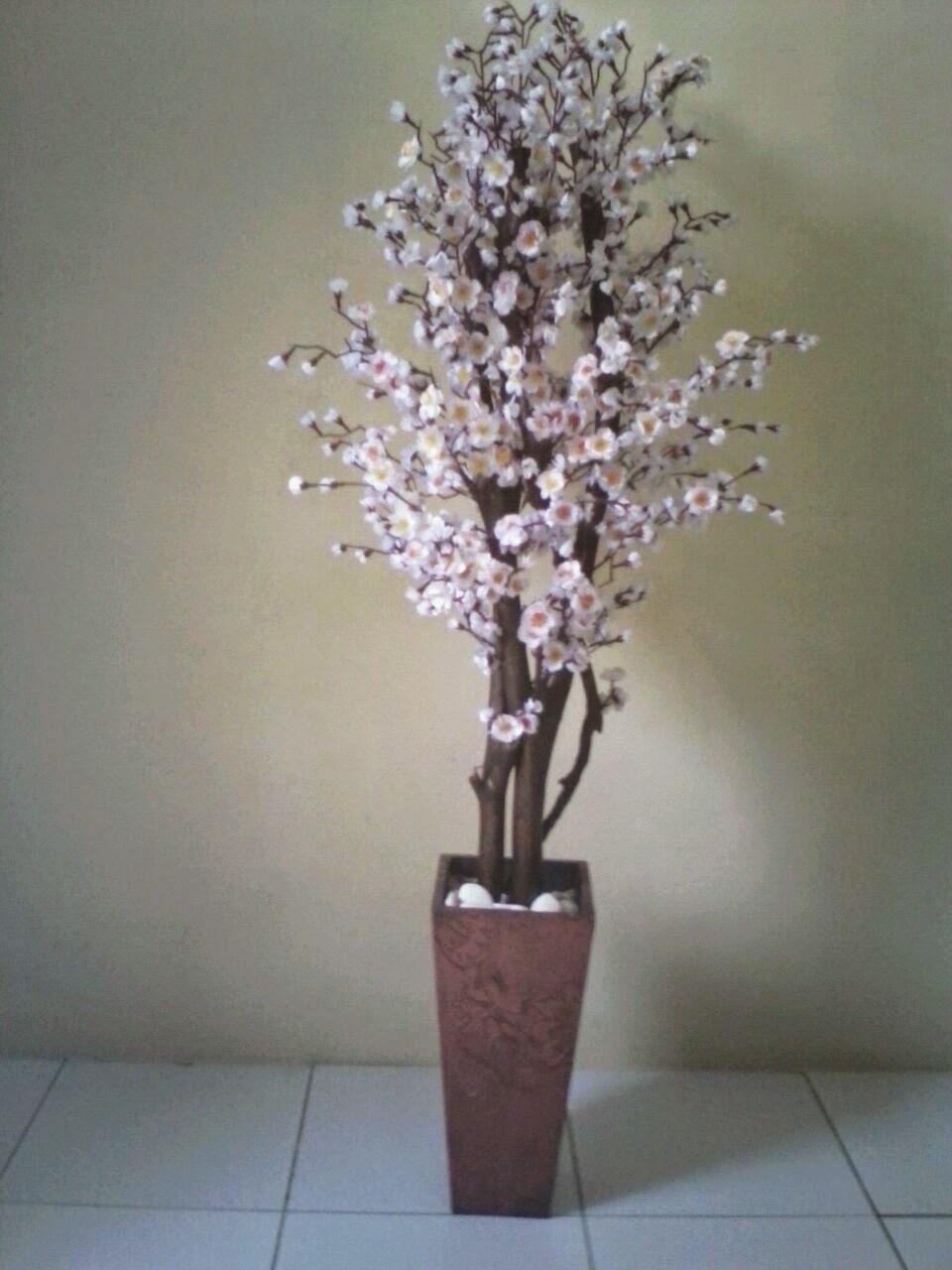Bunga Pohon Plastik Pohon Bunga Plastik Tinggi 15 Meter