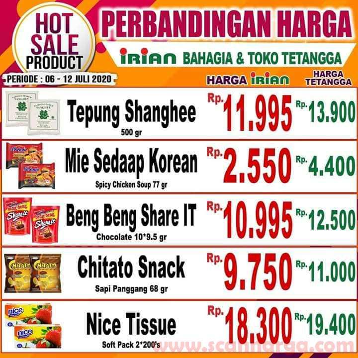 Katalog Promo IRIAN Supermarket Dan Department Store 6 - 12 Juli 2020 5