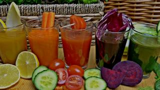 Makan buah dan sayur sumber antioksidan