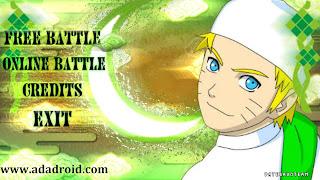 Naruto Senki Mod Blessing of Ramadhan Apk