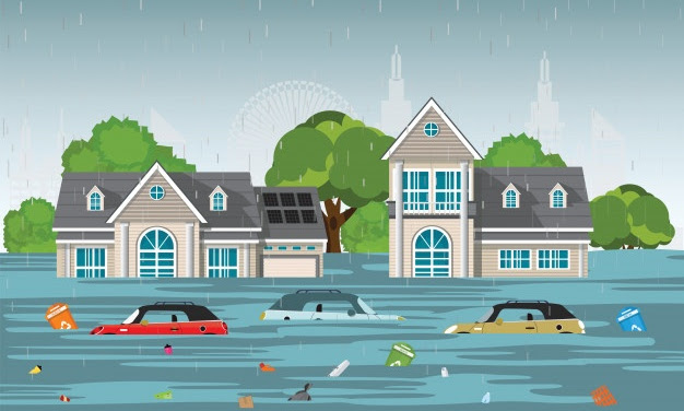 Cara Merawat Motor Setelah Banjir Melanda? Berikut Tips Dari Honda Kalbar