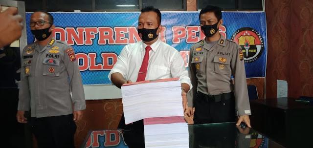 Polda Jambi tetapkan 2 Kasus Korupsi Tersangka RSUD Muara Bungo