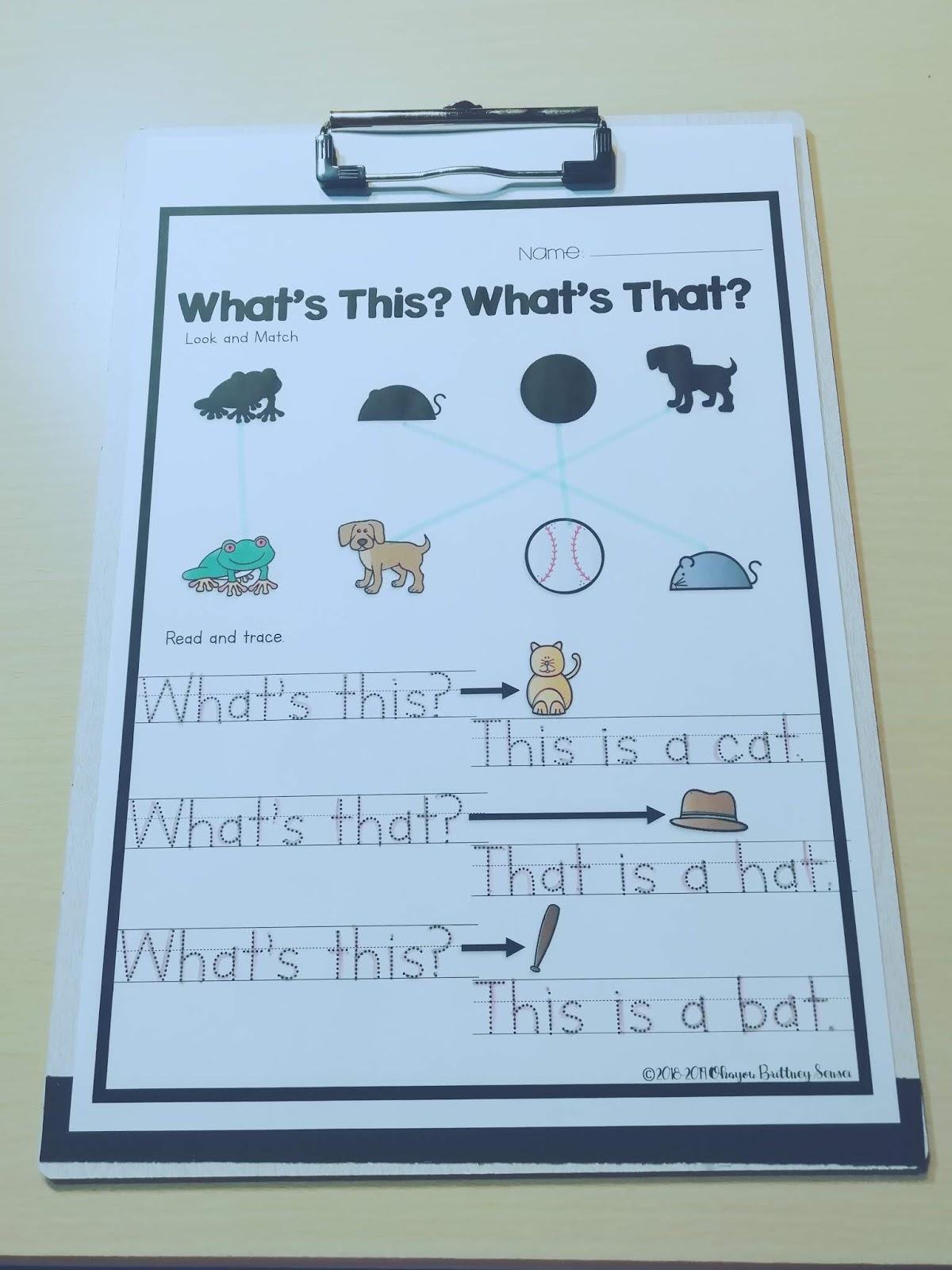 Learn With Songs What S This What S That