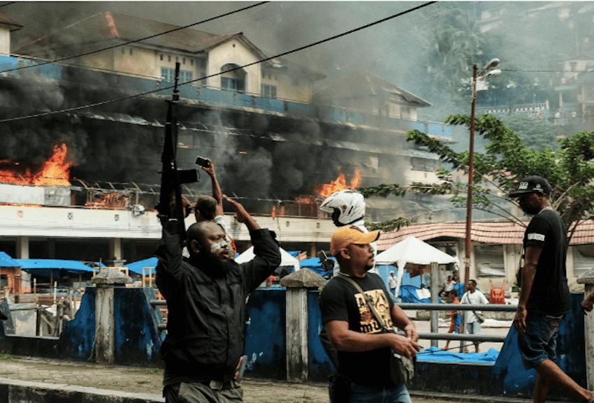 Benny Wenda: Hari Kemerdekaan Indonesia, Hari Berkabung Papua